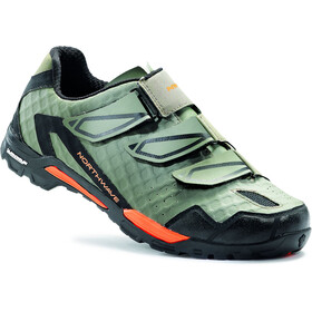 Northwave Outcross 3V schoenen Heren, forest